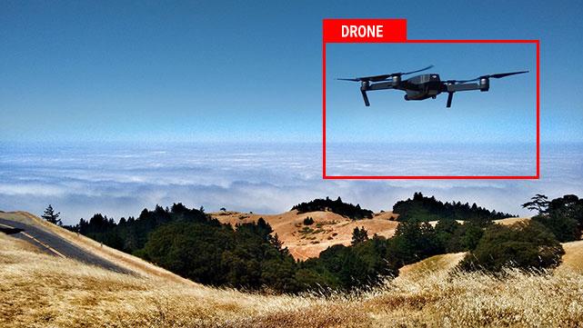 Supashock Defence Drone Detection