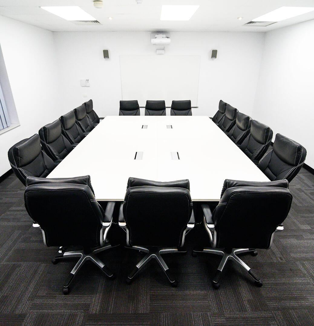 Supashock Defence Directors Board Room
