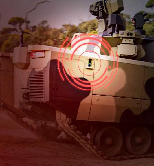 Supashock Lynx KF41 LSAS Vision System